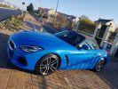 BMW Z4 ROADSTER M40I bleu misano  Occasion - 4