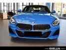 BMW Z4 ROADSTER M40I bleu misano  Occasion - 11