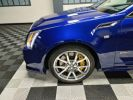 Cadillac CTS-V Coupé 564ch V8 6.2L Supercharged Bleu  - 9