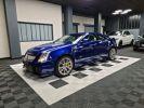 Cadillac CTS-V Coupé 564ch V8 6.2L Supercharged Bleu  - 1