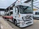 Camión Portacoches Mercedes Actros