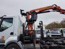 Camion porteur Renault Premium Ampliroll + grue 420dci.26 6x2 J - GUIMA S20 + PK12000 BLANC - 14