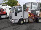 Camion porteur Iveco Ampliroll Polybenne Gris Orange - 5