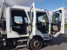 Camion porteur Renault Midlum Bibenne / Tribenne 220dxi.12 DOUBLE CABINE BLANC Occasion - 11