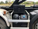 Camion porteur Scania Bibenne / Tribenne 410 8X4 BI BENNE BLANC - 11