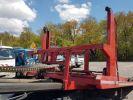 Camion porteur Mercedes Atego Dépanneuse 1223 NL - BESSE et AUPY à etage BLANC ET ROUGE Occasion - 11