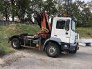 Camion tracteur blanc - 5