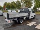 Chassis + carrosserie Opel Movano Benne arrière ROUES JUMELEES 2.3 CDTI 145CV BENNE ET COFFRE BLANC - 4