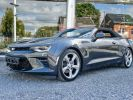 Chevrolet Camaro CHEVROLET CAMARO Convertible V8 6,2 L 2018 (Véhicule Europe) GRIS Occasion - 2