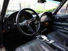 Chevrolet Corvette C2 CHEVROLET CORVETTE C2 STINGRAY COUPE 1965 350CI BOITE 4 Noir  - 32
