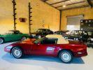 Chevrolet Corvette C4 CABRIOLET 5.7 V8 L98 EN FRANCE Bordeau  - 4