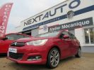 Citroen C4 1.6 THP 16V 155CH EXCLUSIVE BMP6 Rouge Occasion - 1