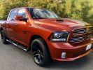 Dodge Ram Crew Cab Sport  COOPERHEAD Black Edition  4 places pas de TVS pas d'eco taxe etat proche du neuf cooperhead  Vendu - 1