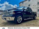 Dodge Ram Laramie crew Full, Longue benne (1m90), Rambox, GPL Prins 102L  1er main Française EN STOCK Noir Métal Occasion - 1