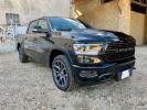 Dodge Ram LARAMIE SPORT Black Edition PAS D'ECOTAXE/PAS DE TVS/TVA RECUPERABLE NOIR Neuf - 3