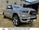 """Dodge Ram LIMITED AFFICH.TÊTE HAUTE/SUSPENSION/ECRAN 12"""" 2021 - PAS D'ÉCOTAXE/PAS TVS/TVA RÉCUPÉRABLE Billet Silver Bodycolor Neuf - 3"""