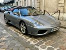 Ferrari 360 Modena Spider F1 Gris Titane  - 4
