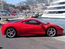 Ferrari 458 ITALIA F1 570 CV - MONACO Rosso Corsa  - 15