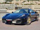 Ferrari F430 COUPE V8 F1 60TH ANNIVERSARY Nero Daytona Vendu - 2