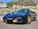 Ferrari F430 COUPE V8 F1 60TH ANNIVERSARY Nero Daytona Vendu - 4