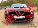 Ford Mustang VI * FASTBACK 5.0 V8 421 cv * GT PREMIUM BVA6 Rouge Candy Métallisé  - 1