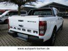 Ford Ranger double cabine 4x4 / garantie 3 ans  blanc   - 5