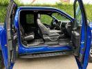 Ford Raptor F150 Supercab 450 CH 3.5L V6 Ecoboost Twin Turbo  BLEU Occasion - 3
