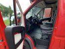 Fourgon Peugeot Boxer Rideaux coulissants 175CV PLSC DÔME COUCHETTE ROUGE - 5