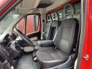 Fourgon Peugeot Boxer Rideaux coulissants 175CV PLSC DÔME COUCHETTE ROUGE - 6