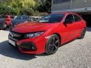 Honda Civic 1.0 I-VTEC 129CH EXECUTIVE CVT 5P Rouge  - 1