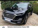 Hyundai Tucson Hyundai Tucson Hybrid 48 volts Executive SUV familial garantie constructeur  3ans km illimité noir Occasion - 1