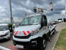Iveco DAILY 35-13 nacelle Time France 13m 44h   - 3