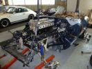 Jaguar E-Type 3.8 L Série 1 BLEUE  - 4