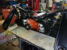 Jaguar E-Type 3.8 L Série 1 BLEUE  - 8