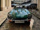 Jaguar E-Type Type-E Cabriolet 4.2 Série 2 Vert  - 2