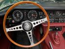Jaguar E-Type Type-E Cabriolet 4.2 Série 2 Vert  - 16