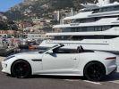 Jaguar F-Type CABRIO 5.0 V8 S 495 CV - MONACO Blanc Polaris Metal  - 4