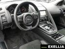 Jaguar F-Type COUPE R-DYNAMIC 3.0 V6 BLANC PEINTURE METALISE  Occasion - 5