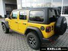 Jeep WRANGLER 2.2 CRDi  JAUNE PEINTURE METALISE  Occasion - 8