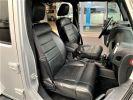 Jeep Wrangler JKU 2.8 L CRD 200 CV BVA Sahara Gris clair  - 11