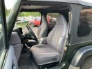 Jeep Wrangler TJ 2.5 L 118 CV Sport Vert Foncé  - 10