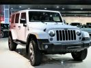 Jeep Wrangler Unlimited Sahara* Blanc  - 3