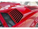 Lamborghini Countach 25th anniversary rouge  - 16