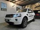 Land Rover Freelander SD4 190 CV XS BVA Blanc  - 2