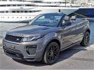 Land Rover Range Rover Evoque CABRIOLET 2.0 TD4 HSE DYNAMIC 180 CV BLACK LINE Gris Métal   - 1