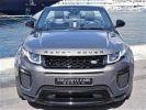 Land Rover Range Rover Evoque CABRIOLET 2.0 TD4 HSE DYNAMIC 180 CV BLACK LINE Gris Métal   - 12