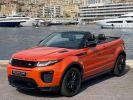 Land Rover Range Rover Evoque CABRIOLET 2.0 TD4 HSE DYNAMIC 180 CV - MONACO Orange Métal  - 1