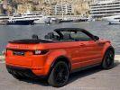 Land Rover Range Rover Evoque CABRIOLET 2.0 TD4 HSE DYNAMIC 180 CV - MONACO Orange Métal  - 14