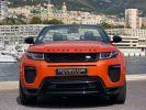 Land Rover Range Rover Evoque CABRIOLET 2.0 TD4 HSE DYNAMIC 180 CV - MONACO Orange Métal  - 20