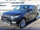 Land Rover Range Rover Sport SDV6 HSE 3.0 292 CV - MONACO Noir Métal  - 1